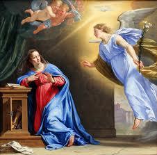Annunciation BMV 2