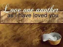John 13, 31-35 a