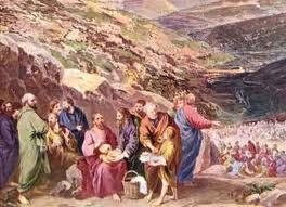 Luke 9, 11-17a