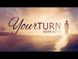 Mark 6, 7-13b