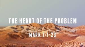Mark 7, 1-23a