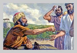 Matthew 20, 1-16a
