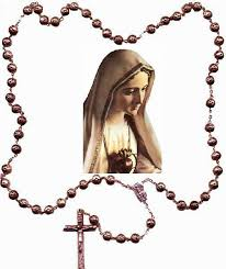 Holy Mother of Rosary 1
