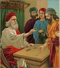 Matthew 25, 14-30a