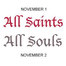 All saints9