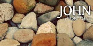 John 8,1b
