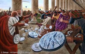 John 2, 13-25a