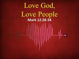 Mark 12, 28-34a
